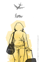 Home Again by rabbitcourage