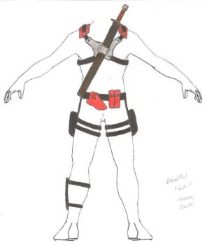 Deadpool Harness Concept 2 by lyndonnobles