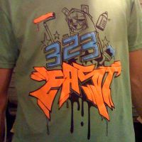 323 East Shirt by Gambear1er