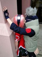 First kiss by Suki-Cosplay