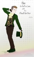 How to Fall in Love with the Mad Hatter: Kurt by OfCourseVlada