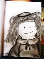 Madeline, My first best friend by chantal86
