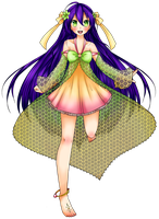 Iris Libra English design contest entry by electrorobo