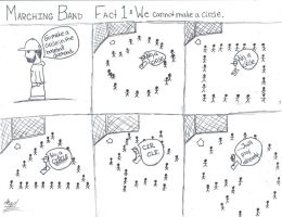 Marching Band Rules 1: We cannot make a circle by Penguinangel2