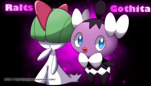 Ralts-and-Gothita