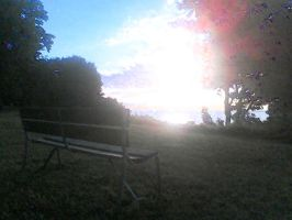 Lone Bench 2:The Lonlier Bench by XsunsetterX