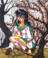 Lost and Found: Kagome by OtakuEC