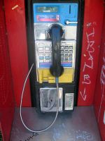 Pay Phone - Old by SweetSoulSister
