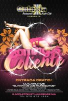 Domingos Calientes by HazardGrafix