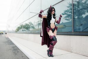 Bishojou Huntress - DCcomics by Mostflogged
