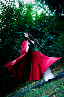 Red Riding Hood [Once Upon a Time] - Dancing by Sayuri-Shinichi