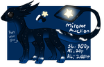- Closer the stars - Mirome 6 auction Closed by Girryy