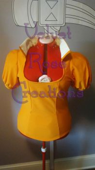 Diane Cosplay WIP - Seven Deadly Sins by VelvetRoseCreations