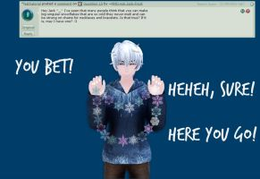 Question 11 by MMD-Ask-Jack-Frost