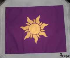 Tangled Flag for sale by AriB-Rabbit