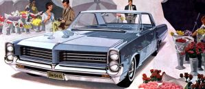 After the age of chrome and fins: 1964 Pontiac by Peterhoff3