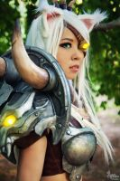 Rengar II by EnchantedCupcake