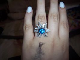 Elven Star Woman's Ring by FiendxAngelical