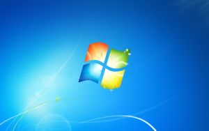 Windows 7 Build 7260 Wallpaper by joshoon