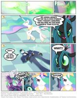 Blue Spy is in the Castle! by INVISIBLEGUY-PONYMAN