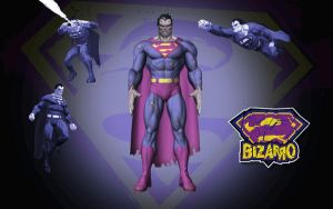 DC Online Bizarro by Superman8193