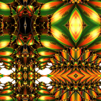 Lysergica Semitransparent Pattern by PhotoComix2