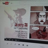 +VIDEO+ Jo strip 36 video process part 1 by JackPot-84