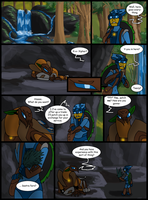 Hunters and Hunted Ch 4 Pg 19 by Saronicle