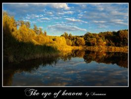 The eye of heaven by ironman80