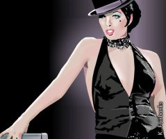 Liza Minnelli in Cabaret by eyeqandy