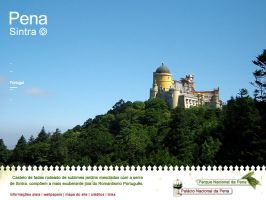 Palacio da Pena: Homepage by Caddielook
