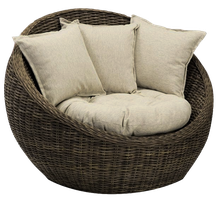 Basket Chair png 2 by mysticmorning