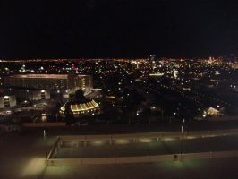 Vegas Lights by rejectedrocker
