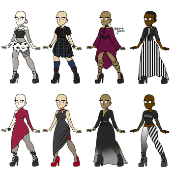 New base FASHION adopts - Open by Supertato