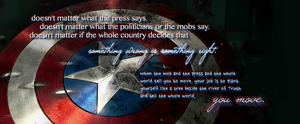 You Move - Captain America Facebook Banner by vapor-in-the-wind
