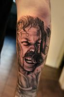 James Hetfield by Nis-Staack
