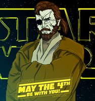 May the 4 be with you by arthurfernandes