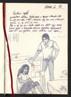 Vidars Diary - Page One by abosz007