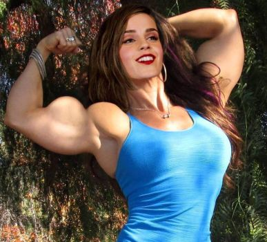 Emma muscled by Turbo99