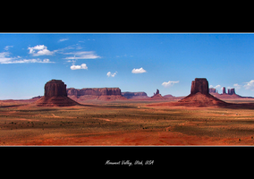 Monument Valley - Mittens Again by tezzan