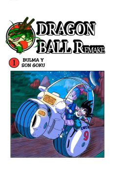 Dragon Ball  Remake 02 by keikuro