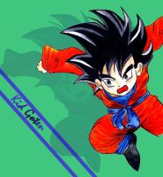 Kid Goten by omgOVER9000