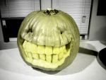 I Carved A Squash by kris-wilson