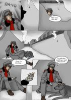 Sniper Comic, Page Four by smokewithoutmirrors