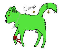 Simon Cat by LotusTwister