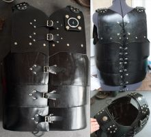 Cuir Bouilli Armour by Archanejil