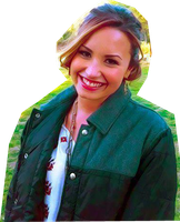 Demi Lovato PNG by Melody478