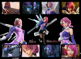Alisa - Wallpaper 5 by NatlaDahmer