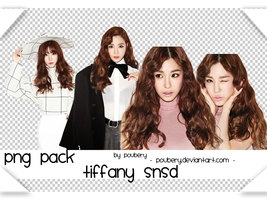 Png Pack Tiffany SNSD by poubery