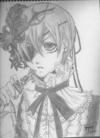Ciel Phantomhive by Gigamega4